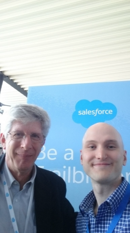Peter Coffee, Salesforce Strategy VP